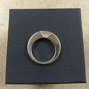 Emporio Armani Sterling Silver ring or pendant